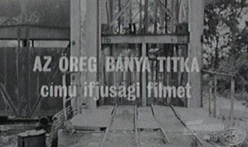 Az öreg bánya titka