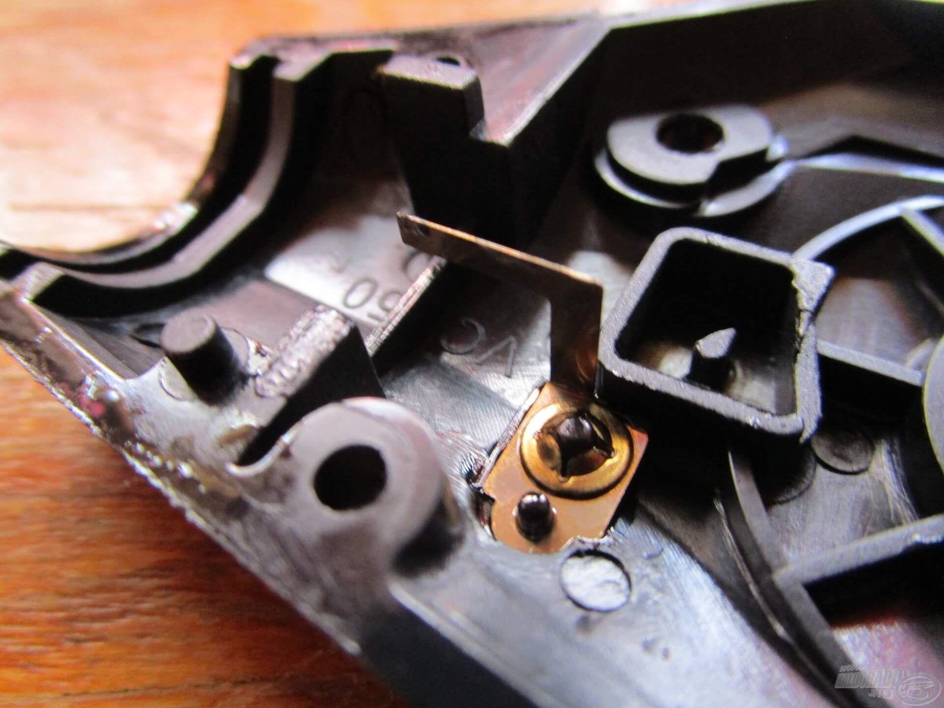 Különösen fontos, hogy az orsó dobján és a belső szerkezetében is jó minőségű alkatrészek legyenek