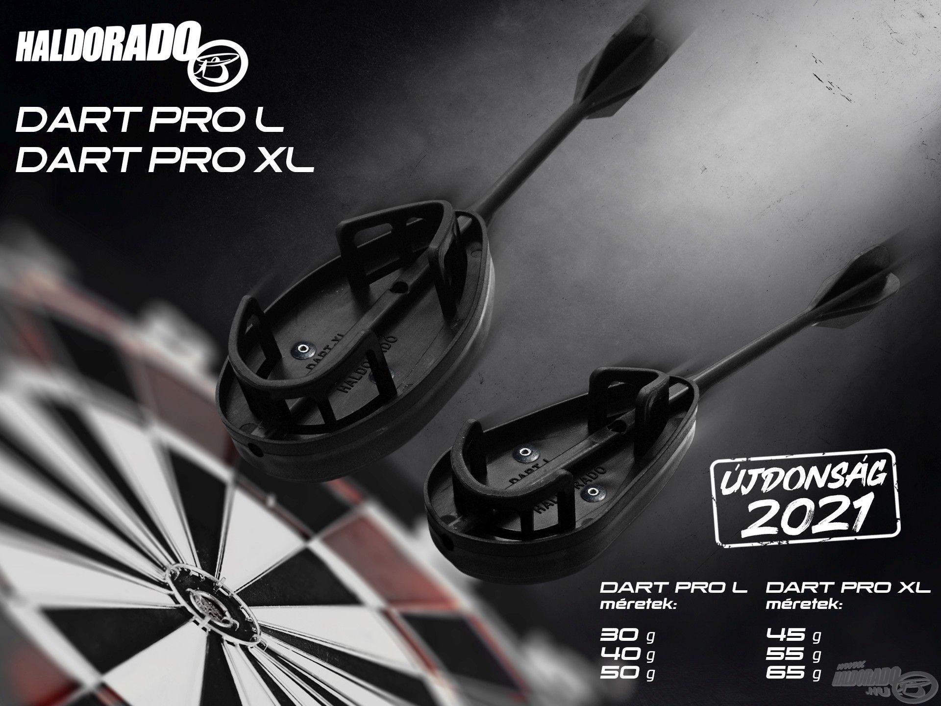 Haldorádó Dart Pro L-XL