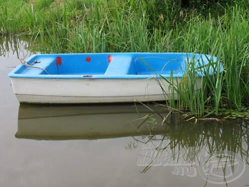 Az ilyen vízi alkalmatosság inkább csak játszadozásra ajánlható…