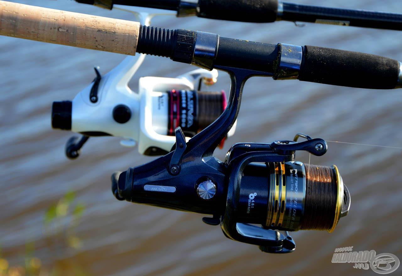 Kétbotos horgászat esetén elengedhetetlen a nyeletőfék használata