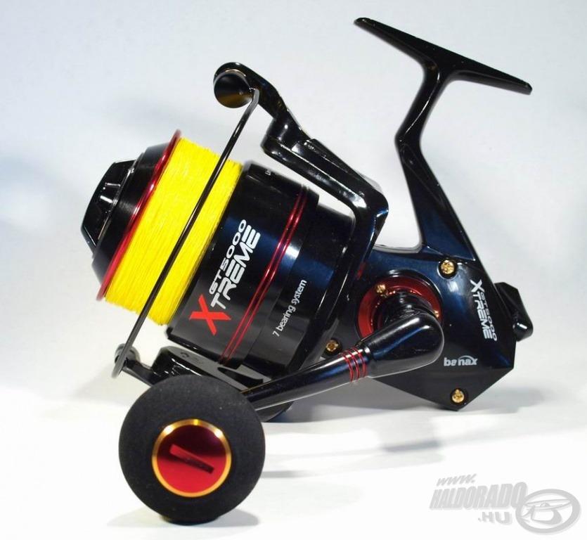 Banax GT 5000 Xtreme, a harcsák méltó ellenfele