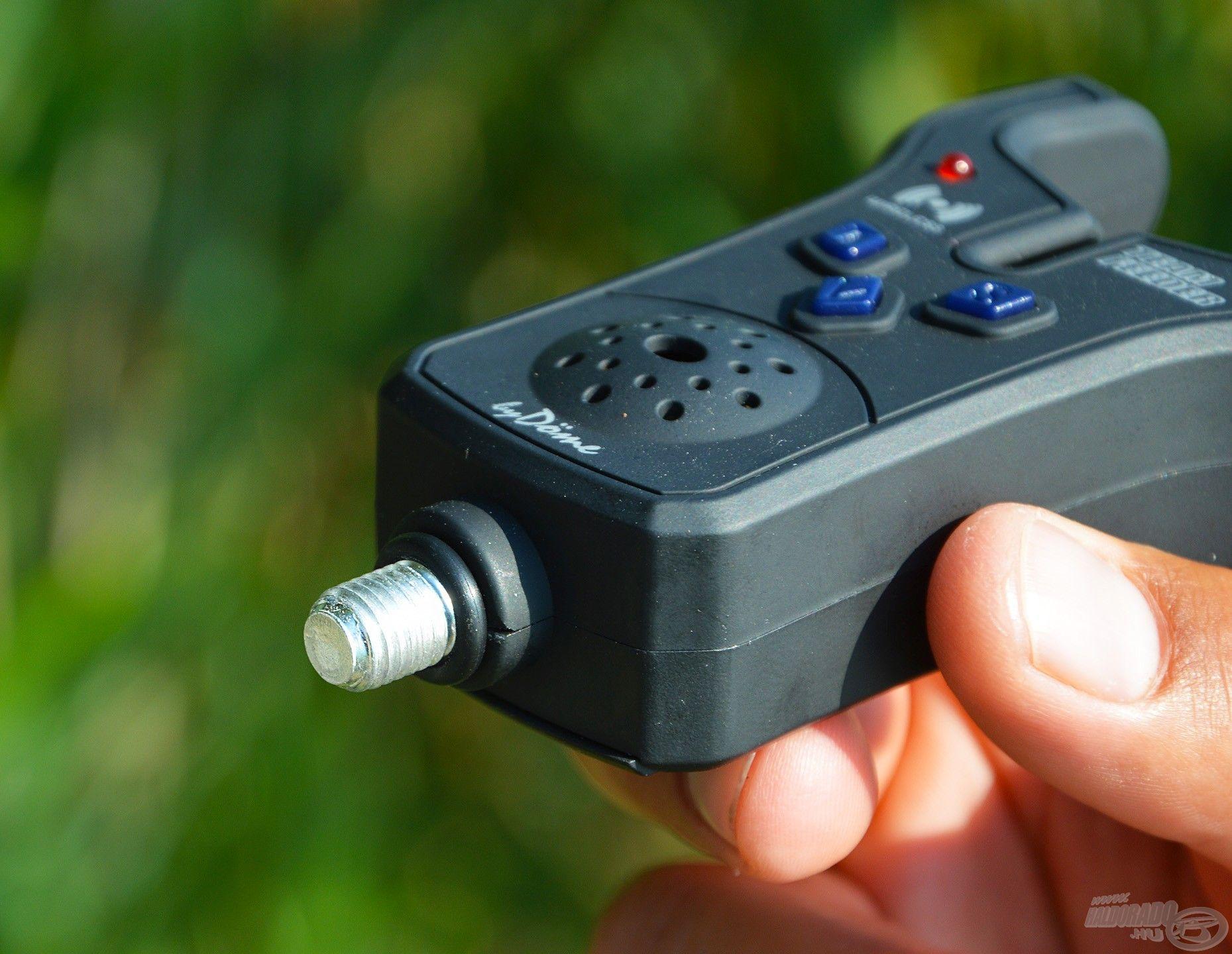 A TEAM FEEDER Távvezérlős elektromos jelzők szabvány menetes aljzattal készülnek…