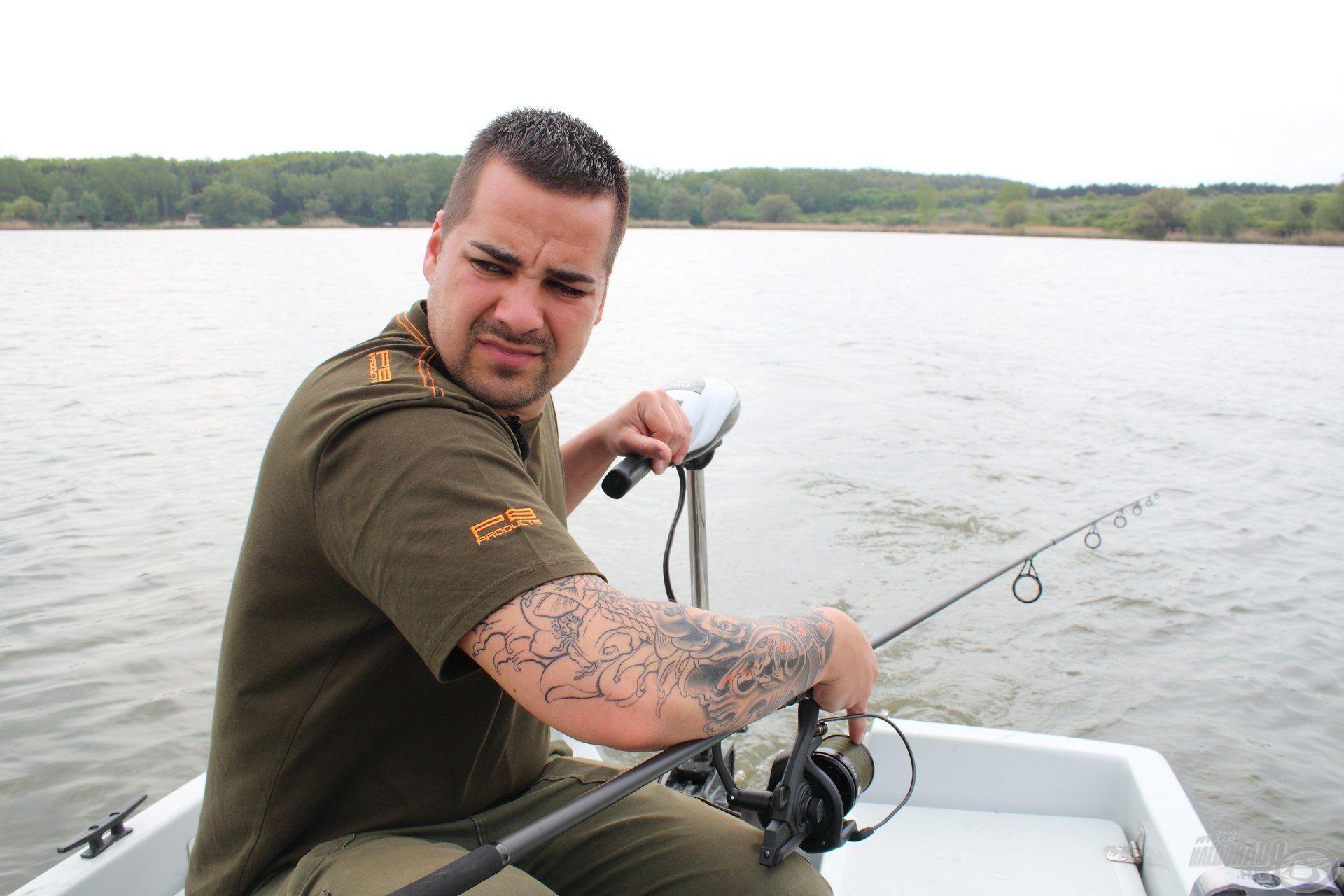 A rövidebb változatot rugalmassága és különlegesen szép akciója miatt szívesen használjuk behúzós horgászatokra is