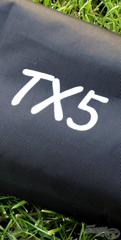 Érdemes megjegyezni! TX5