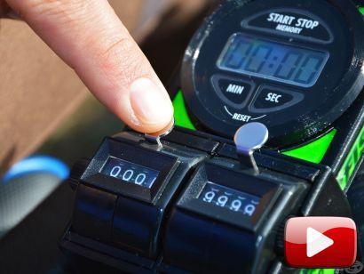Bemutatom az R&T Dupla halszámlálóval ellátott digitális stoppert