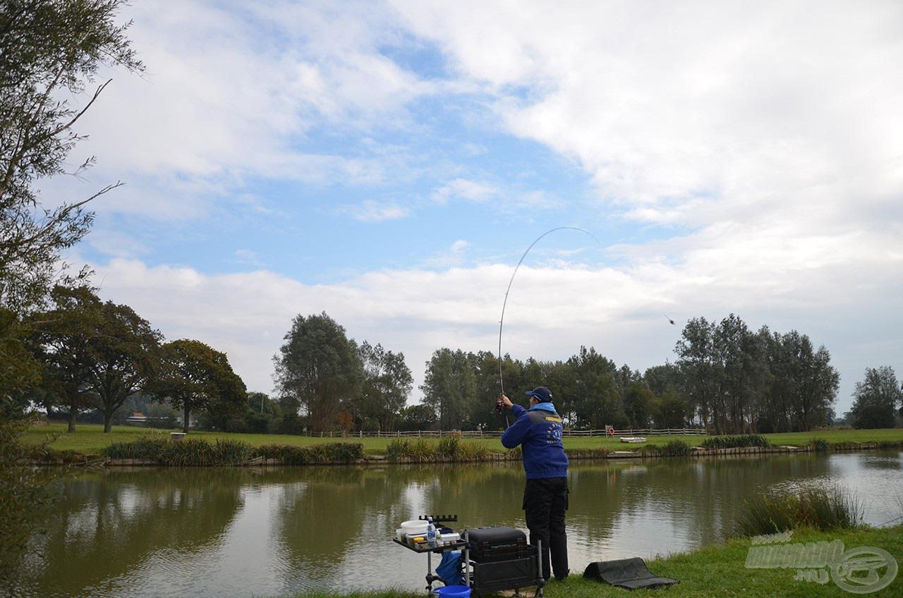 A 360MH és 360H változatok tökéletesek a közepes dobótávolságú horgászatokhoz