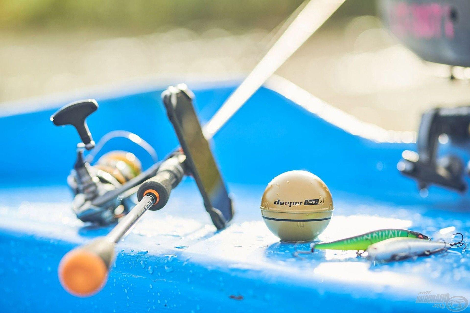 … illetve gyakorlatilag bármilyen dobós horgászati módszerhez és stílushoz lehet alkalmazni, sőt, lékhorgászathoz is!