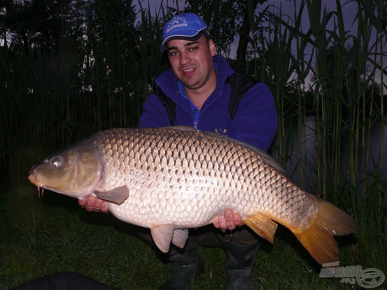 """""""Big Fish"""" az akadóban!"""