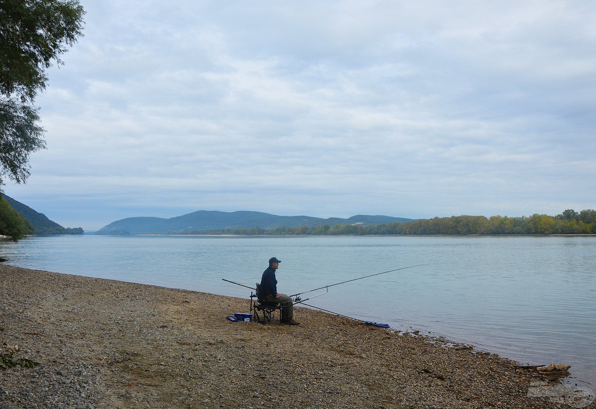 Ebből az írásból és filmből kiderül, mi szükséges ahhoz, hogy sok halat fogjunk a nagy folyón