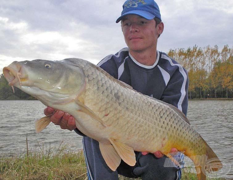 Bojlis kalandok Izsákon 2. rész - Őszi horgászatok