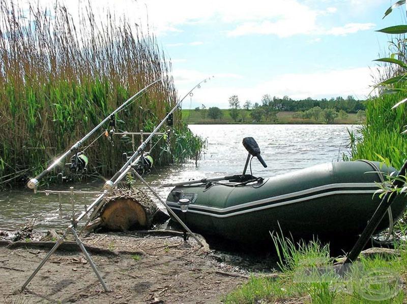 Egy bottartó állvány jelentősen megkönnyíti a horgászatunkat is, hiszen biztosítja értékes horgászfelszerelésünk stabil parti elhelyezését