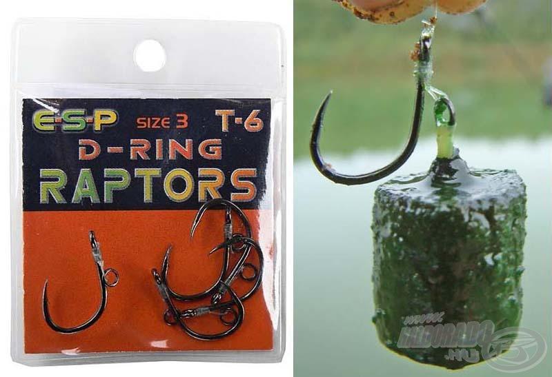 A D-ring horgok új fejezetet nyitottak a bojlis és feederhorgászatban egyaránt