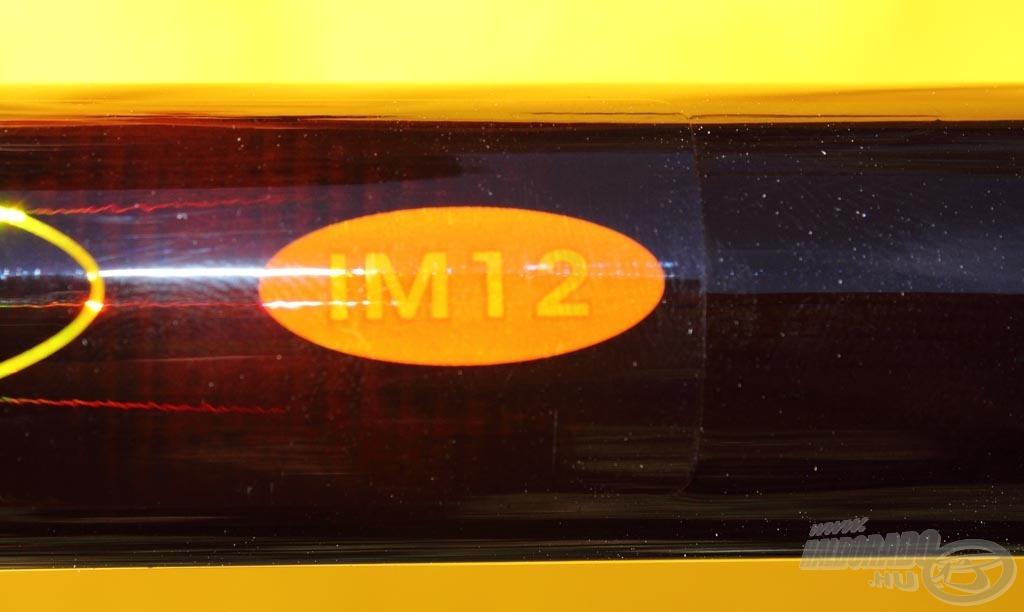 IM12 karbon alapanyag