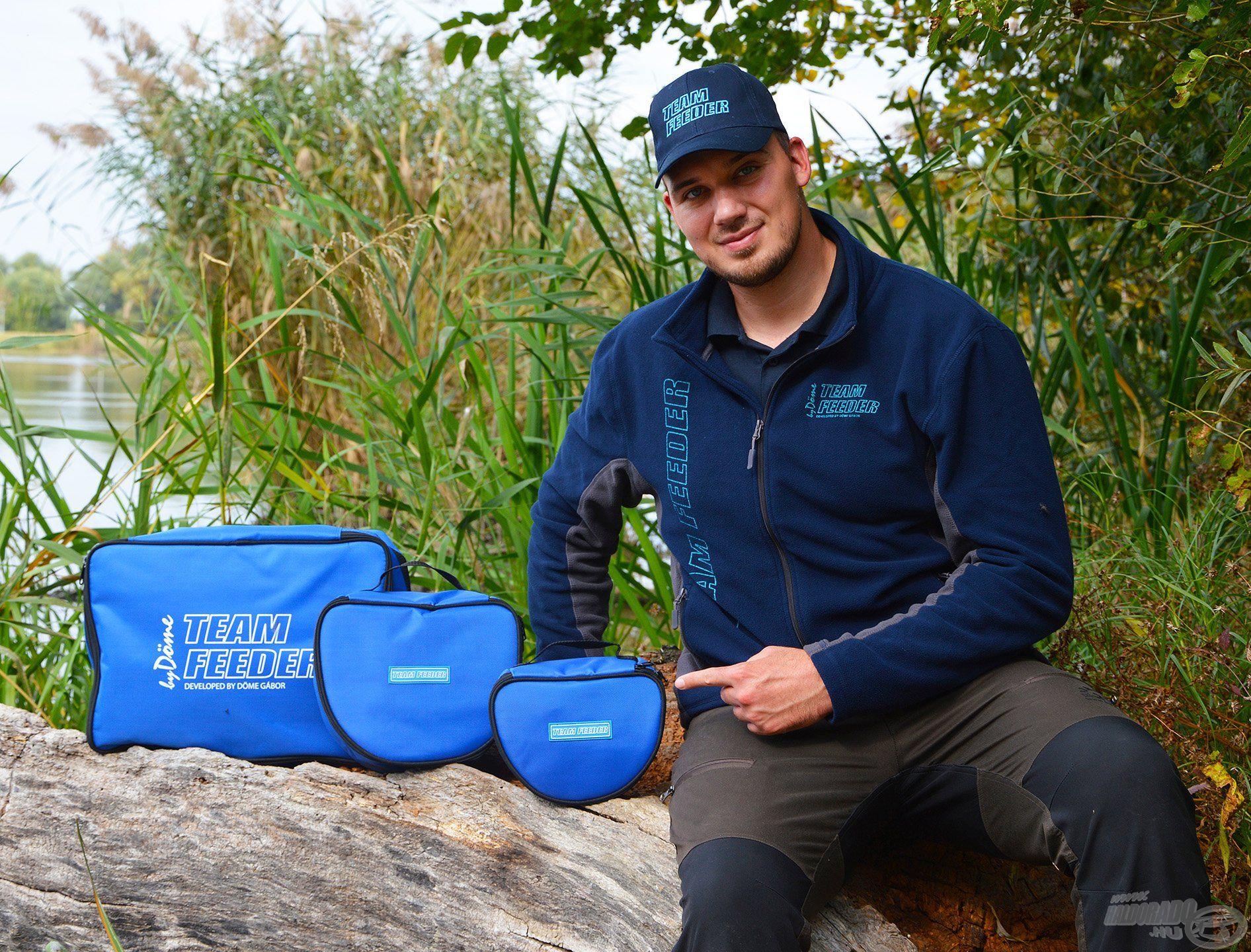 Akik szeretnék a tartalék orsóikat biztonságban tudni, azoknak való az új orsótartó táska kollekció