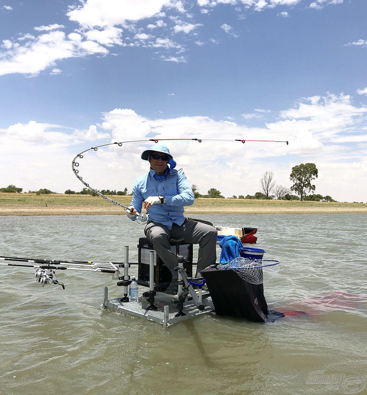 A 2019 februárjában megrendezett Feeder VB-n is a Pro Method Feeder botoké volt a főszerep Döme Gábor és Sipos Gábor horgászata során. Segítségükkel sikerült a csapat VB aranyéremet megszerezni!