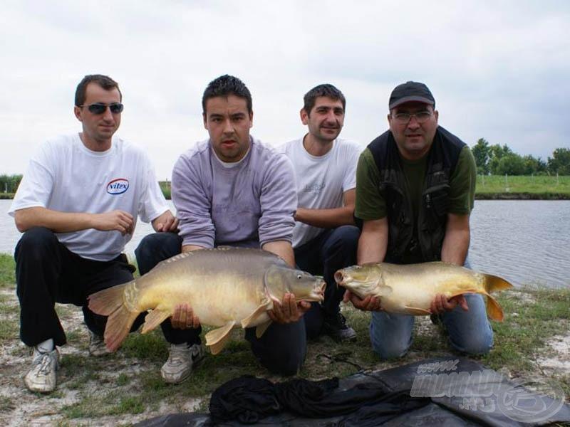 Emlékfotók a Carp Championat 2010 fotóalbumából