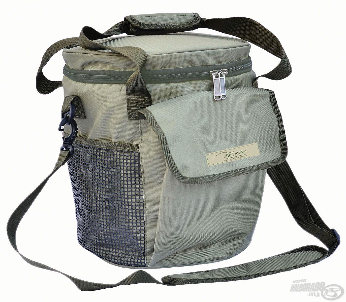 Prémium minőségű csalitartó táska a Marshal kínálatában