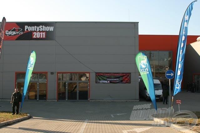 A rendezvény helyszíne az M1 Expo területe volt