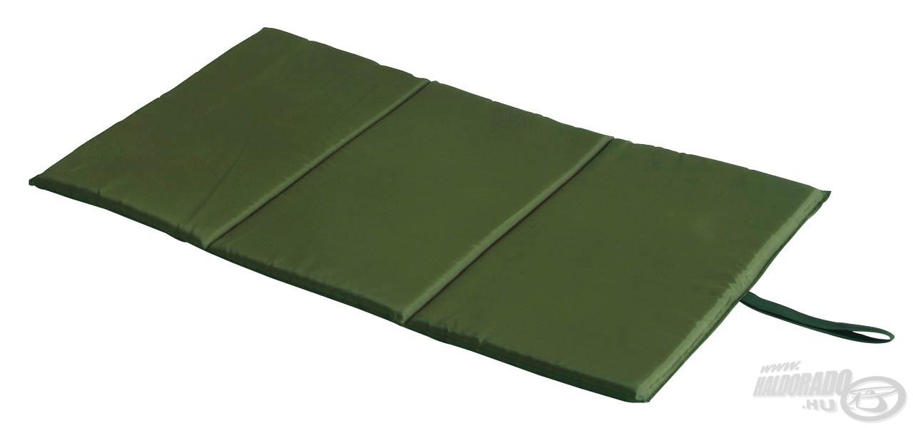 Kis helyen elférő, könnyen szállítható matrac