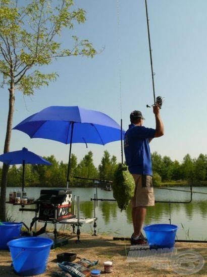 Céltudatos horgászat = fél siker!