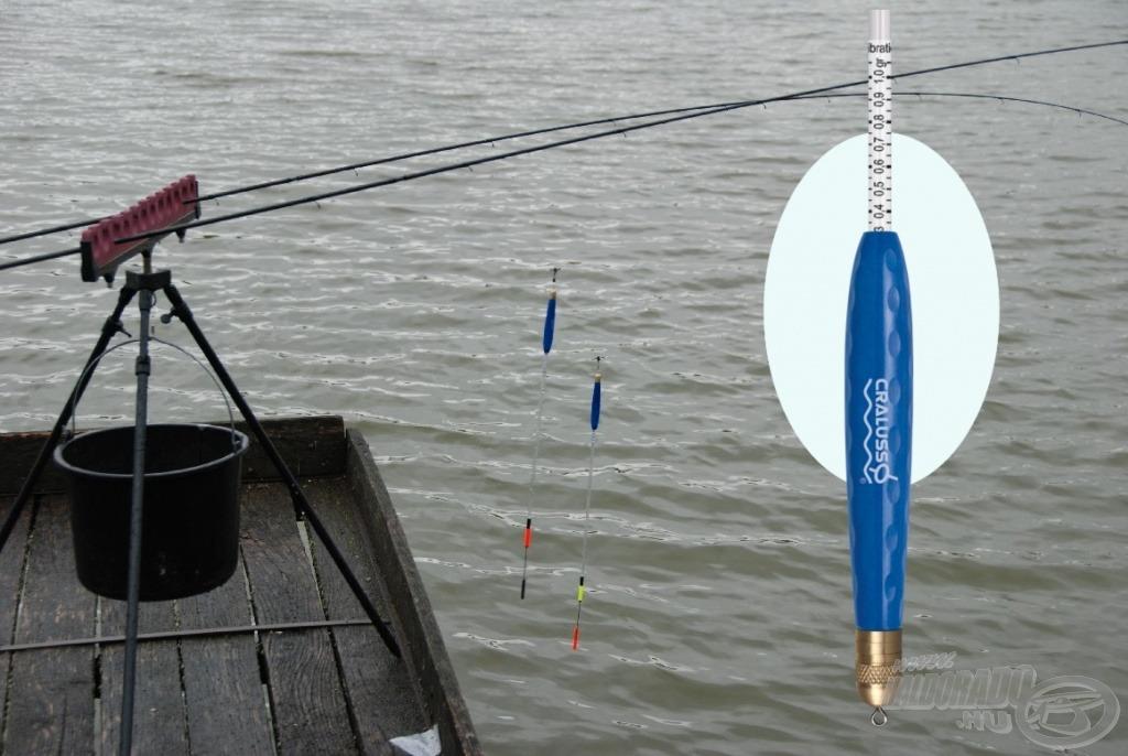 A Match gyorskapocsnak és a kalibrációs rendszernek igen nagy hasznát vették a versenyzők az úszók gyors beállításánál és a változó sebességű szél miatt felmerülő antenna-láthatóság javításánál