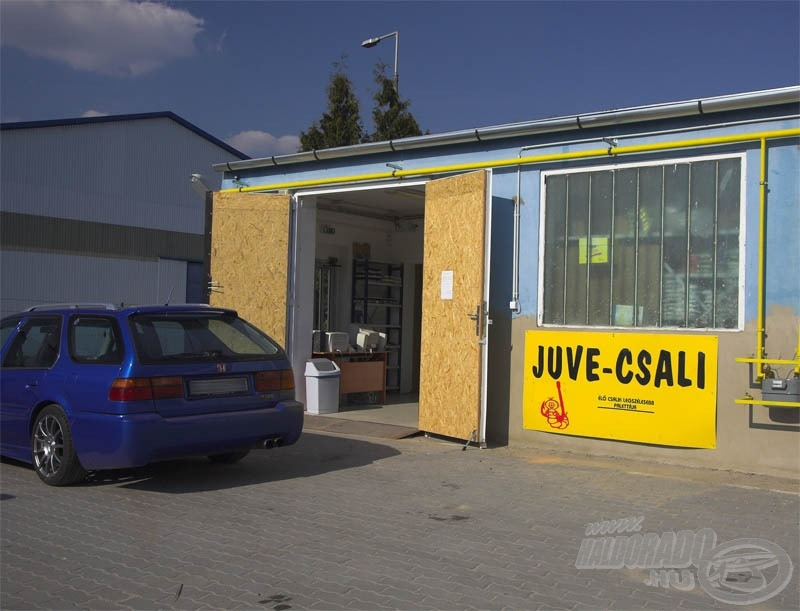 2006 novemberétől az új helyen várjuk a partnereinket