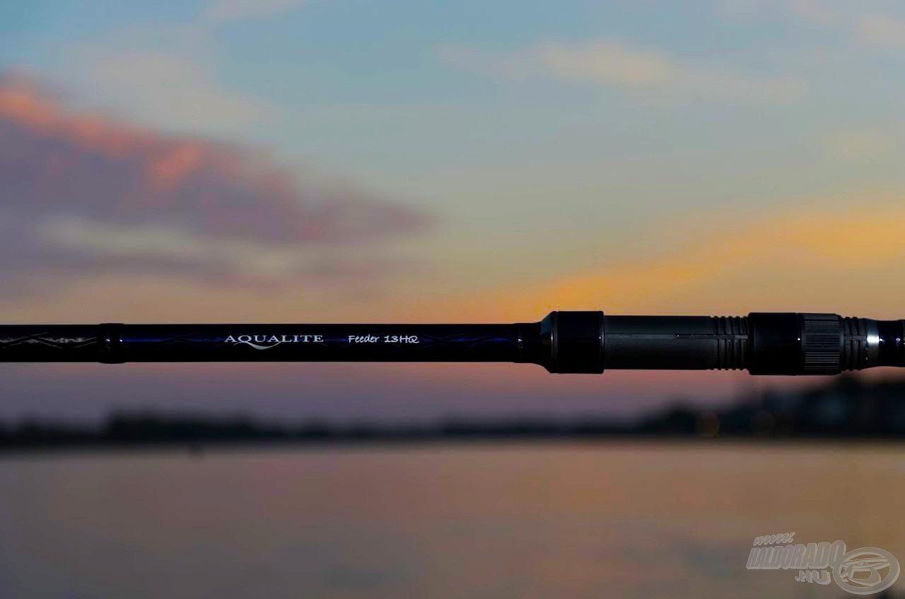 Daiwa termékek a feederbotos horgászatban 2. rész - Daiwa Aqualite Heavy Feeder 13HQ
