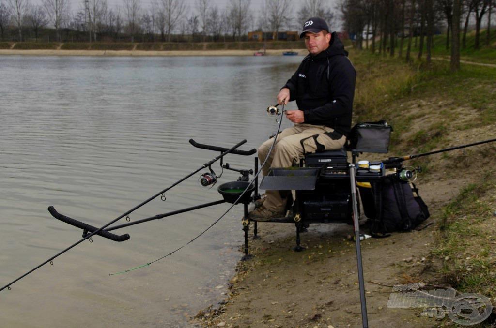 Daiwa termékek a feederbotos horgászatban 3. rész - Daiwa Aqualite Pellet   Feeder