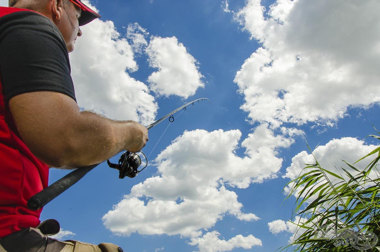 Daiwa termékek a feederbotos horgászatban 5. rész - Daiwa Powermesh Feeder 3,30