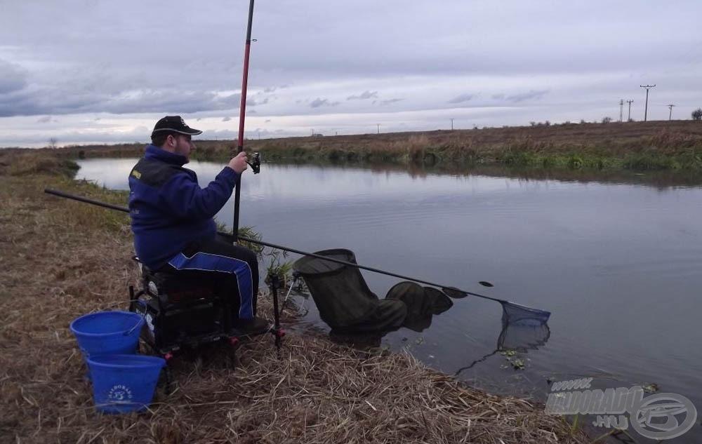 Didergős csatornahorgászat 3. rész