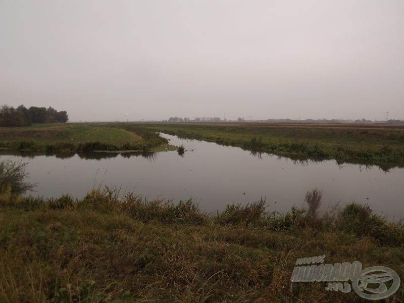 A Fekete-víz és a Dudvág torkolata