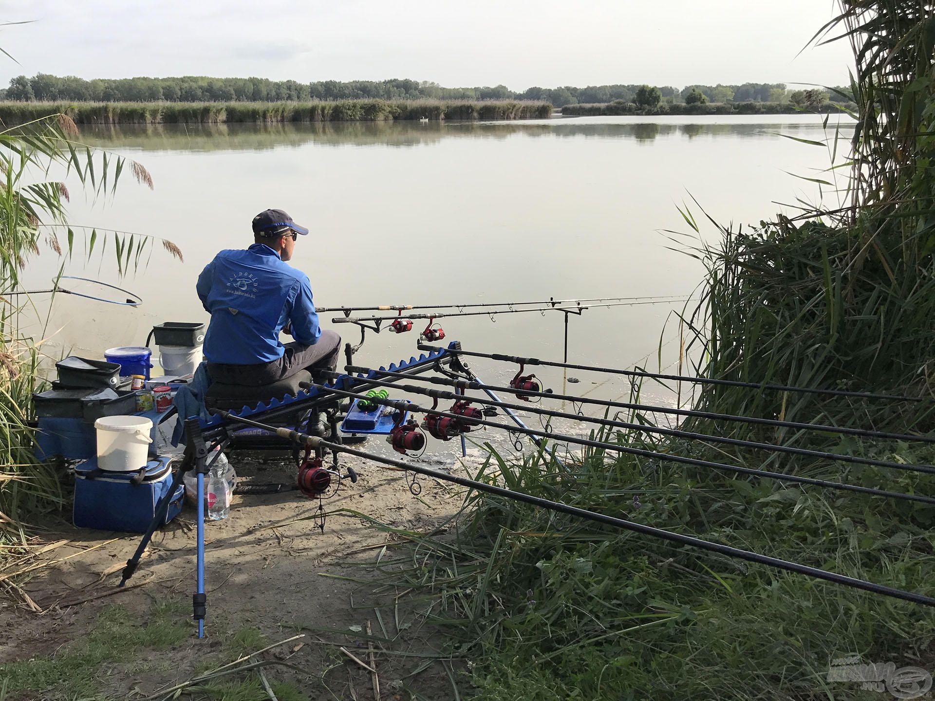 A rövid idejű horgászatok során meggyőződésem, hogy a nagy távolságú method feeder a legeredményesebb pontyfogó technika a közepes és nagykiterjedésű tavakon, legyen szó hétköznapi vagy versenyhorgászatról