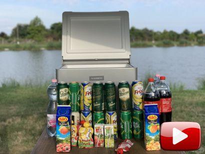 Dometic mobil hűtőbox