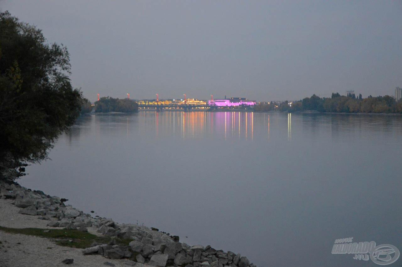Horgászparadicsom egy kőhajításnyira a belvárostól, ez a fővárosi Duna