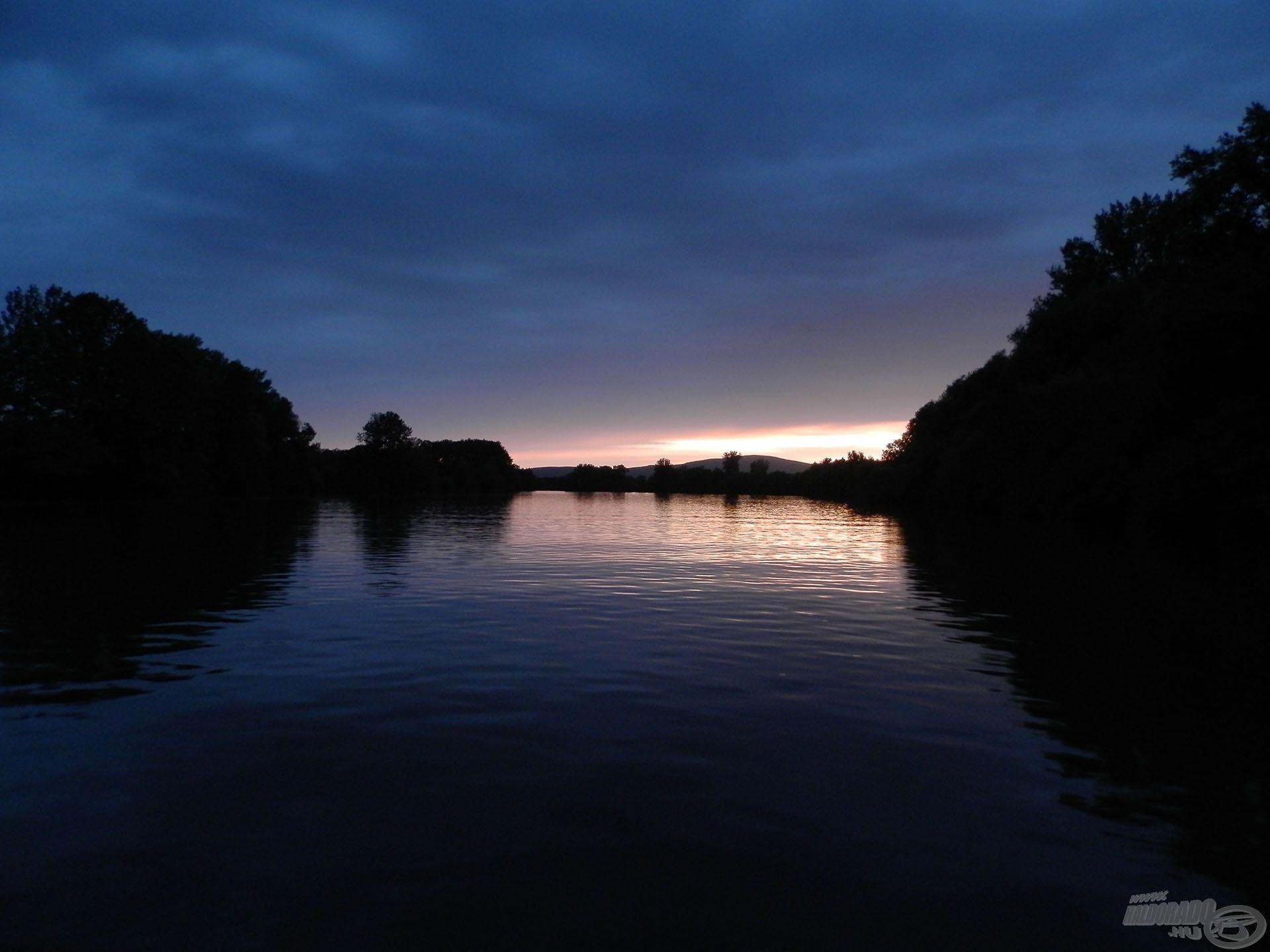 Este a Tiszán