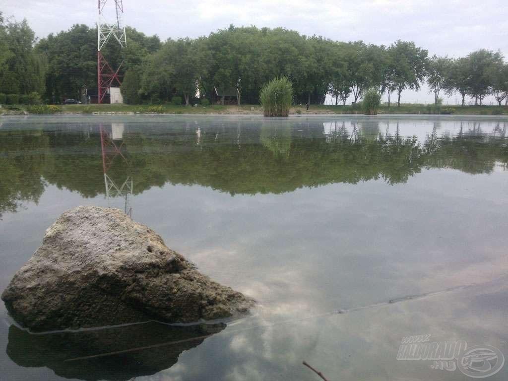 Mezőhegyes, Fekete-tó