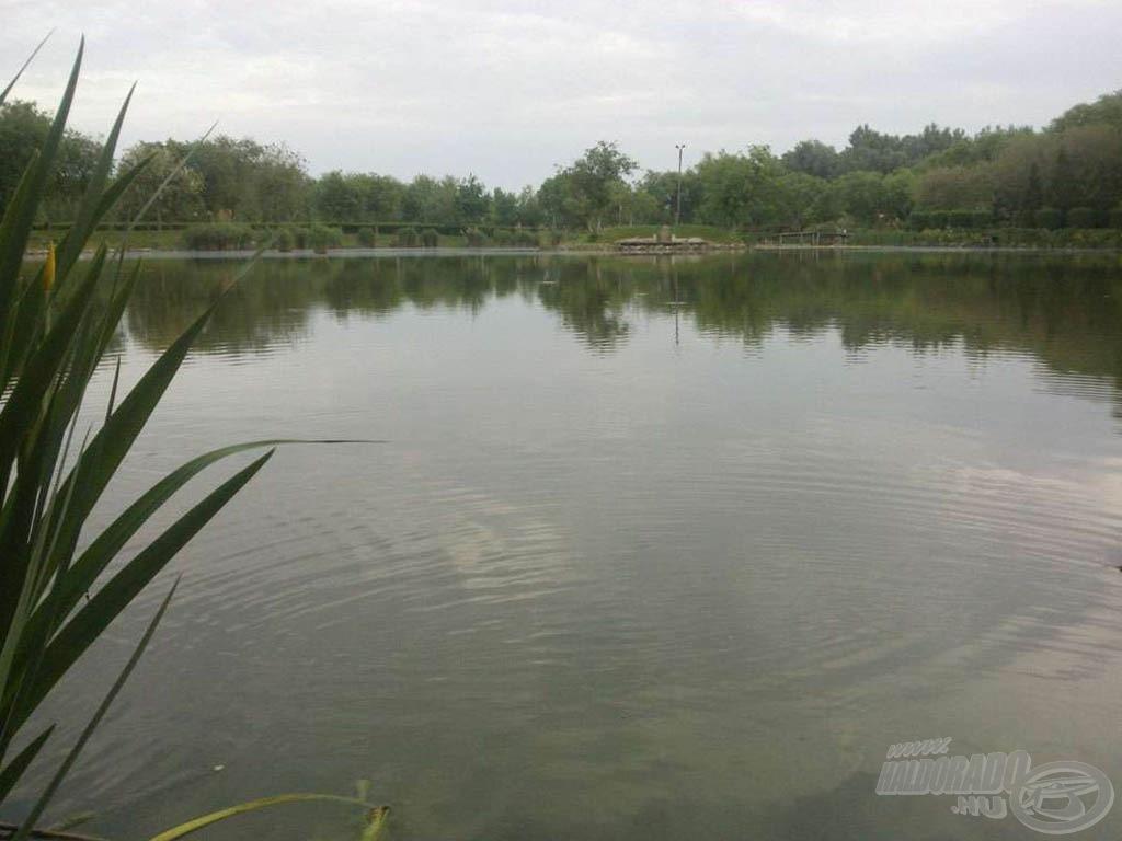 Csodás környezet fogadja az ide érkező horgászokat