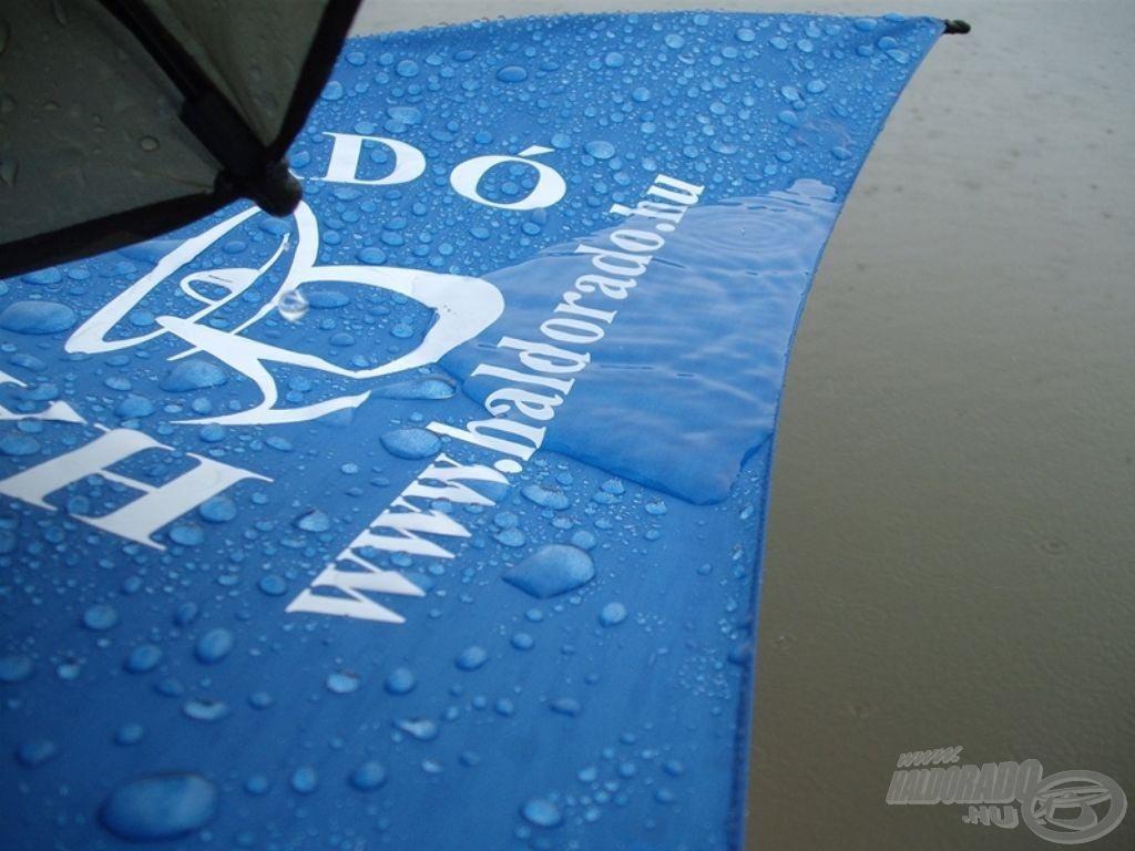 … kutyát áztató eső és…