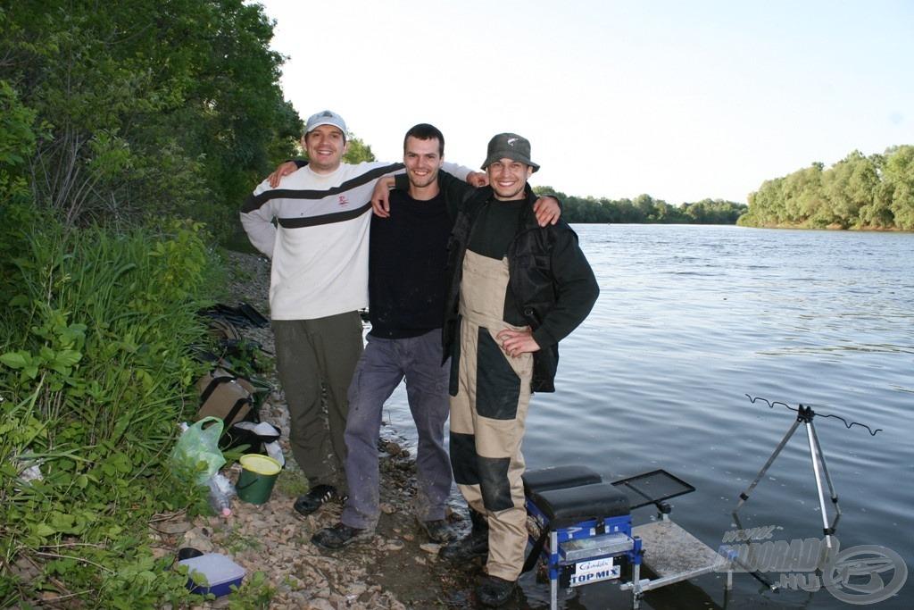 Egy nagyszerű barátság kezdete: Szerbiában horgásztam