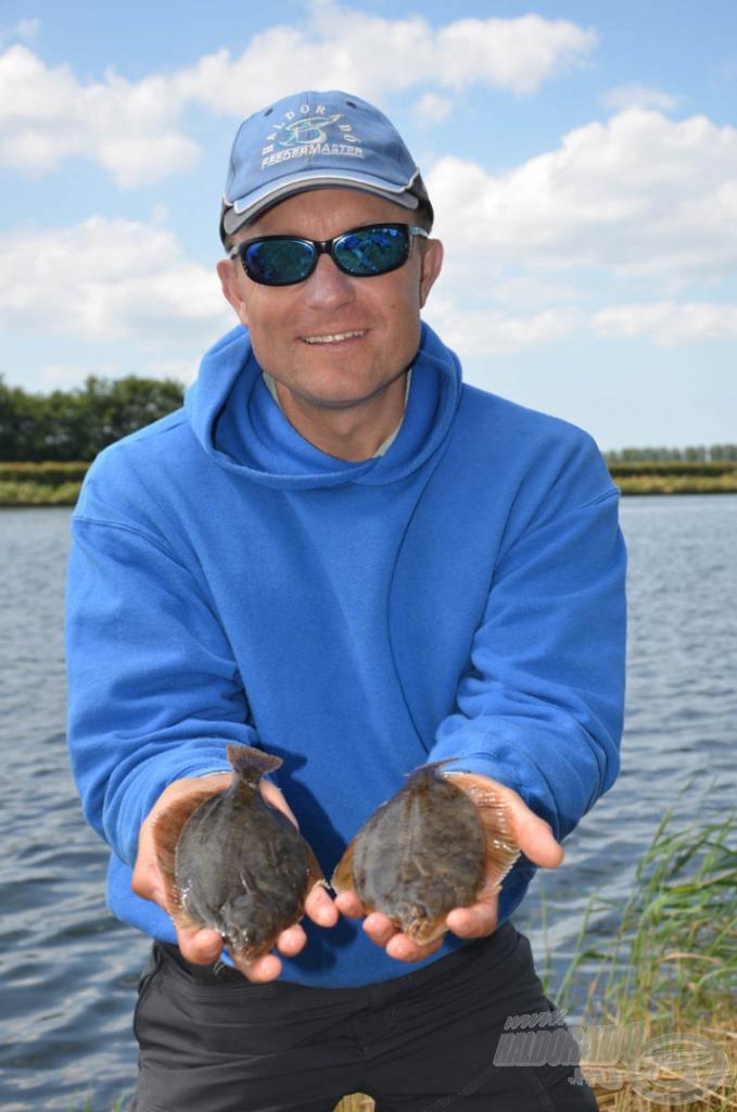 Ilyen halak is élnek a Gent-Terneuzen-csatornában