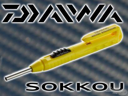Egyszerűen - gyorsan és könnyedén - Daiwa Sokkou