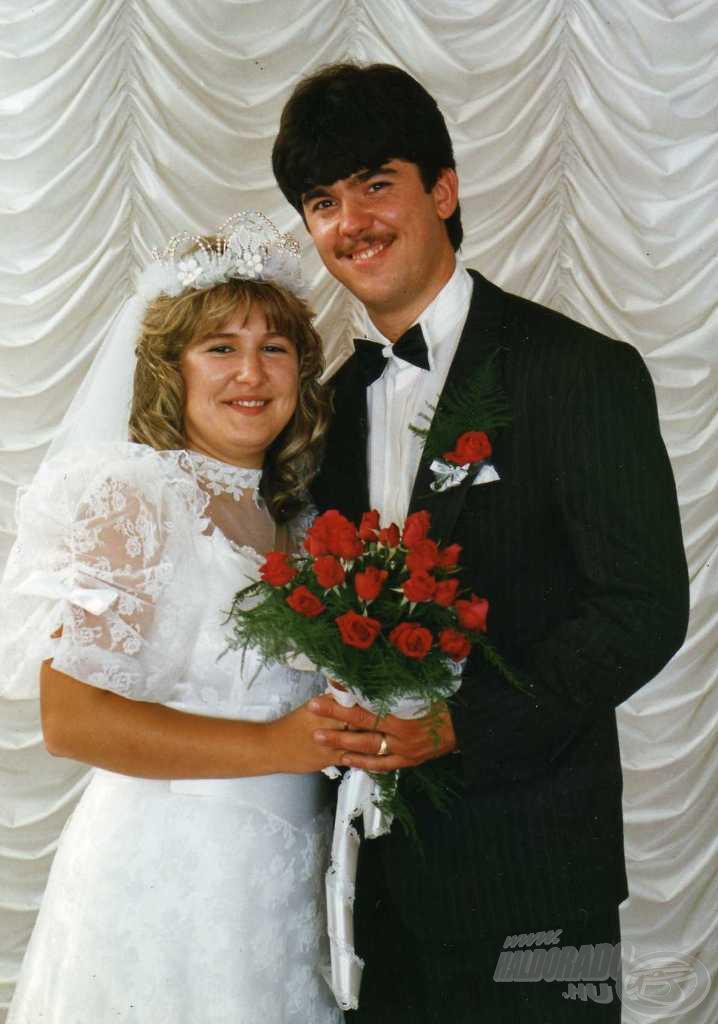 26 évvel ezelőtt két fiatal…