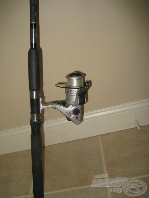 Huszonöt dolláros kezdő felszerelésem, amivel az USA-ban újrakezdtem a horgászatot