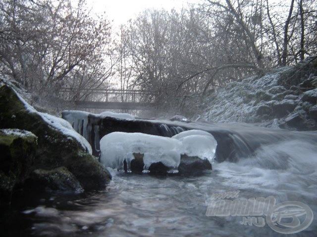 Eredményes téli horgászat a legzordabb időben