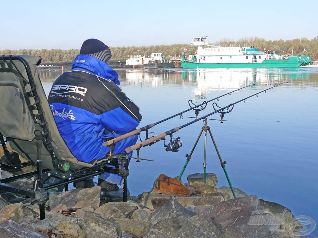 Új horgászhelyem
