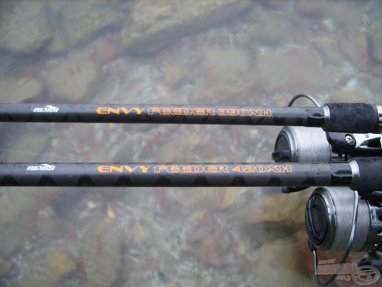 Balatoni horgászatomon a már sokat bizonyított Nevis Envy Feeder botpárosomnak szavaztam bizalmat
