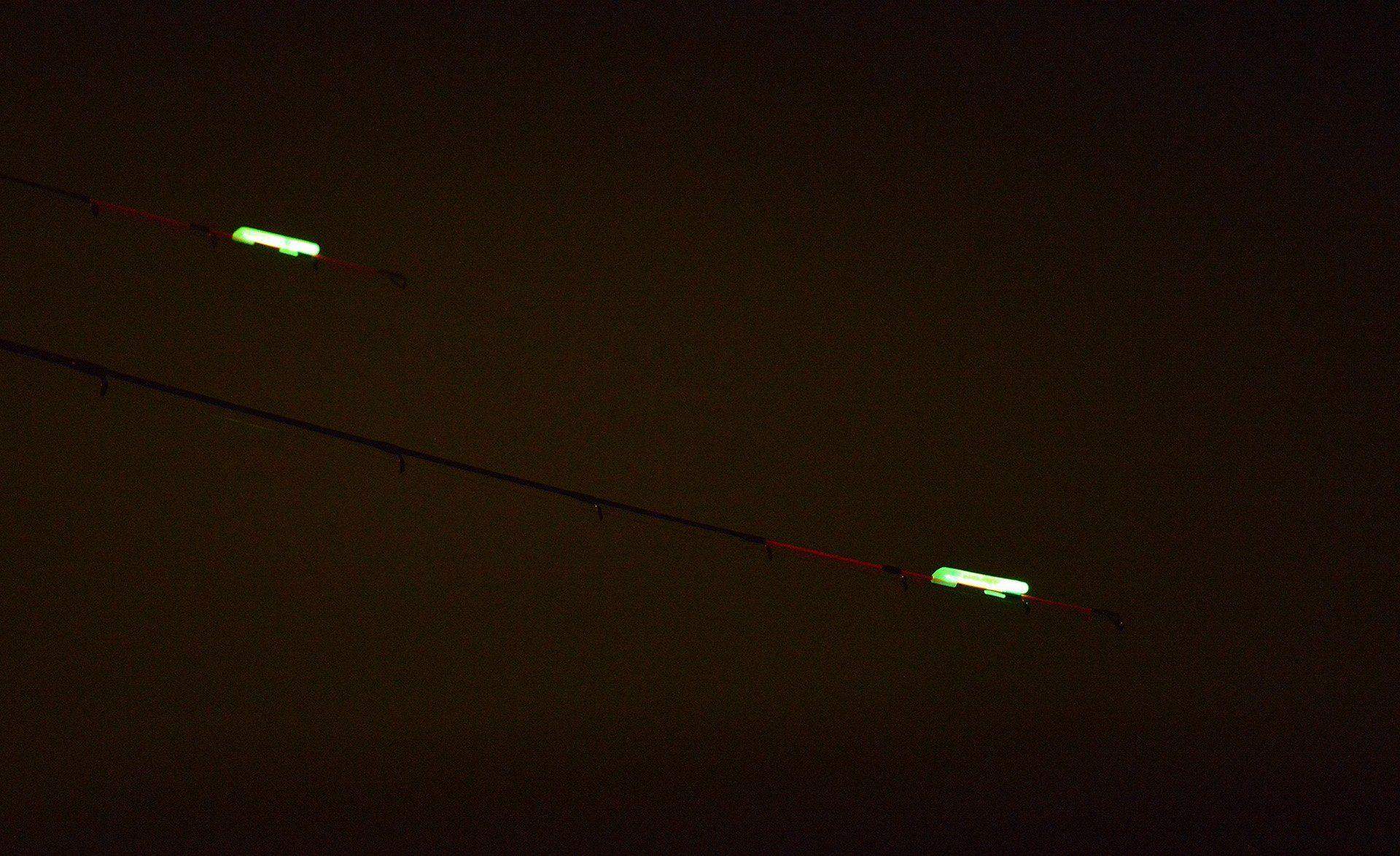 Két aprócska fénypont az éjszaka sötétjében, mégis minden figyelem rájuk szegeződik!