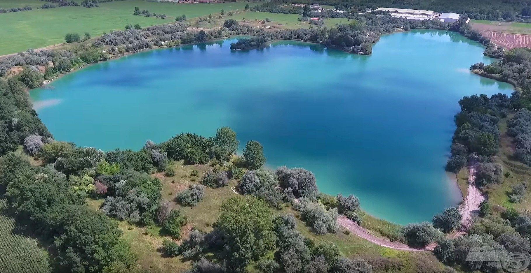 Horgászatom helyszíne ezúttal a Dabasi kavicsbánya tó volt