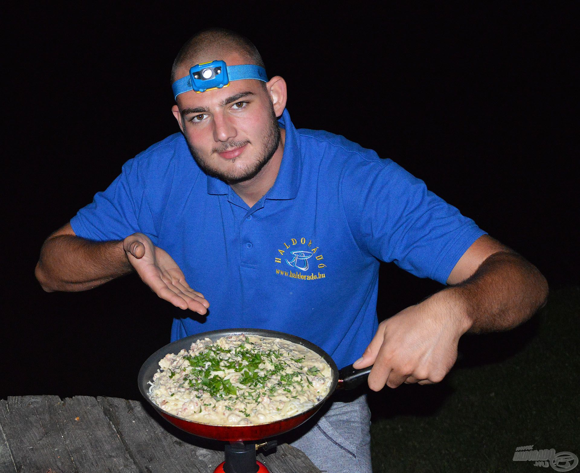 Spagetti carbonara à la Csaszi